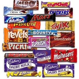 UK Chocolate bars - UK Chocolate bars