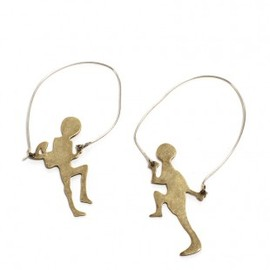 jump rope earrings