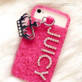 JUICY COUTURE - iPhone Case
