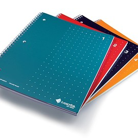Livescribe - Single Subject Notebook, 4-Pack (#1-4)