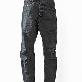SIVA - PNT-DEN / ALTERNATE BUTTON FLY JEAN