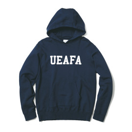 uniform experiment - UEAFA PULL OVER SWEAT PARKA