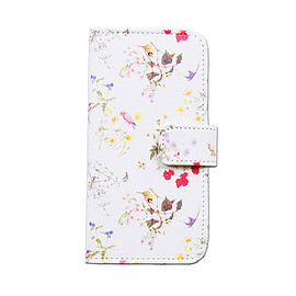 SINDEE - Natural Flower 手帳型 iphone case