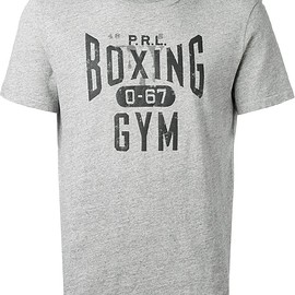 Polo Ralph Lauren - Boxing gym Tシャツ