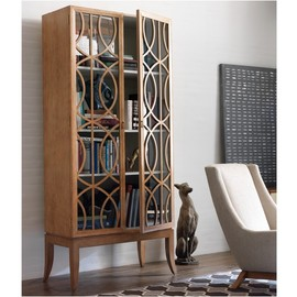 DwellStudio - Gate Armoire - French Oak