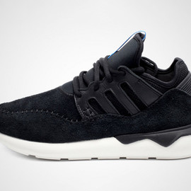 adidas originals - Tubular Moc Runner - Black