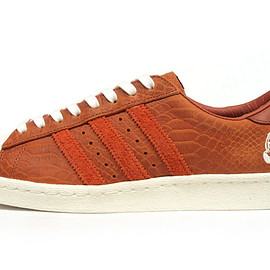 "adidas - SUPERSTAR 80V FP ""FOOTPATROL"" ""SUPERSTAR PACK"" ""CONSORTIUM 10th ANNIVERSARY"""