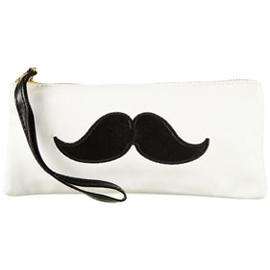 TOPSHOP - Moustache Wrist Purse