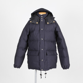 Crescent Down Works - Classic Down Parka - Navy