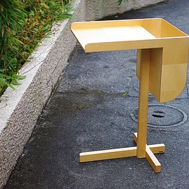 Konstantin Grcic - School Side Table