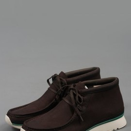 Clarks - Tawyer Miller Lea Shoes Dark Brown