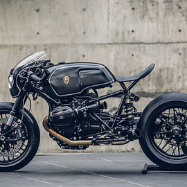 BMW - R9T from Rough Crafts.