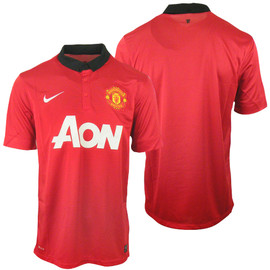 NIKE - Manchester United Home Shirt 2013/14