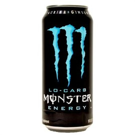 Monster Energy - Monster Lo-Carb Energy Drink