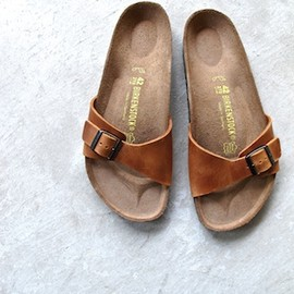 BIRKENSTOCK - MADRID (ANTIQUE BROWN)