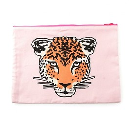 BY MN by Lepidos - Tiger print big pouch