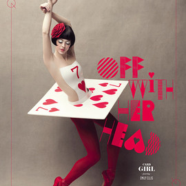 Design Army For The Washington Ballet - ALICE IN WONDERLAND