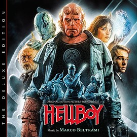Marco Beltrami - Hellboy: Original Motion Picture Soundtrack - The Deluxe Edition