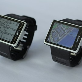 The Leikr - GPS WATCH