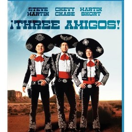 John Landis - Three Amigos!