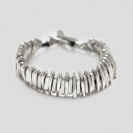 Sterling Silver / GORE TENARA Sewing Thread BRACELET