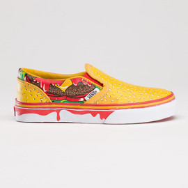 Vans - Cheeseburger Slip-On