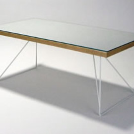 MEISTER - Tile Top Table