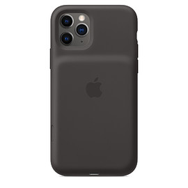 Apple - iPhone 11 Pro Smart Battery Case with Wireless Charging