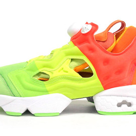 Reebok - INSTA PUMP FURY 「Sneakersnstuff」 「SHERBET」 「LIMITED EDITION」