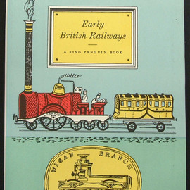 Christian Barman - Early British Railways