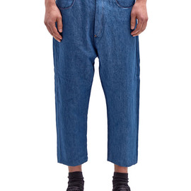 Levi's Red - Levi's Red Men's Picker Tapered 3/4 Dropped Crotch Jeans