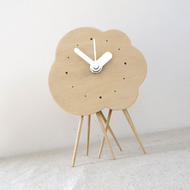 kamakura terrace - clock|legged small cloud