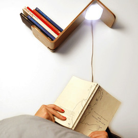 STUDIO SMEETS DESIGN - LILI LITE BOOK SHELF LAMP
