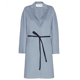 VALENTINO - Wool and cashmere coat