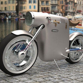 ART-TIC Team  - Monocasco Concept Bike