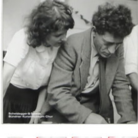The Unseen Giacometti: Unknown Photographs and Drawings 知られざるジャコメッティ