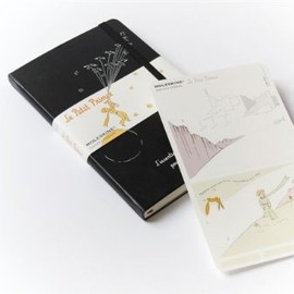 Moleskine - Le Petit Prince Ruled Large
