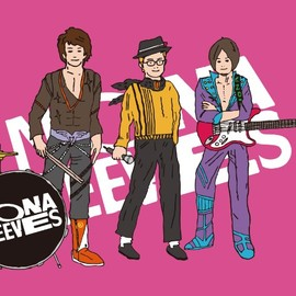NONA REEVES - COLUMBIA&TOKUMA YEARS 2002-2009