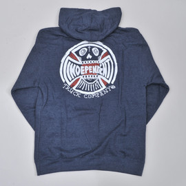 INDEPENDENT - INDEPENDENT  BA CROSS PULLOVER/NAVY