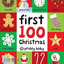 christmas - First 100 Christmas Words