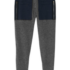 Stella McCartney  - Wool and cashmere-blend tapered pants