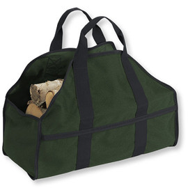 L.L.Bean - Dura-Tough Standing Log Carrier