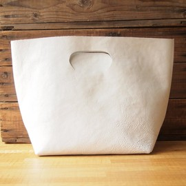 Hender Scheme - not eco bag wide #white