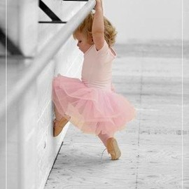 When I grow up I will be a Prima Ballerina