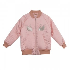 Honey mi Honey - Swan bonding blouson