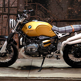 Hell On Wheels - BMW R nineT Scrambler