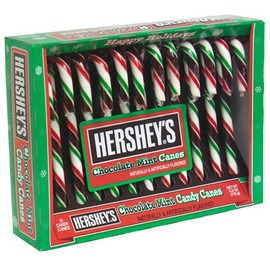 HERSHEY'S - Chocolate Mint Candy Canes