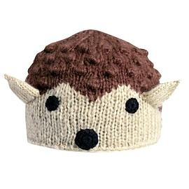 Turtle Fur - Kids Hedgehog Beanie