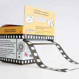 KIKKERLAND - FILM ROLL STICKY NOTES