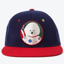 beyond closet - 【beyond closet】APOLLO DOG SNAPBACK